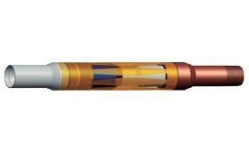 灯笼式刚性套管液压扶正器