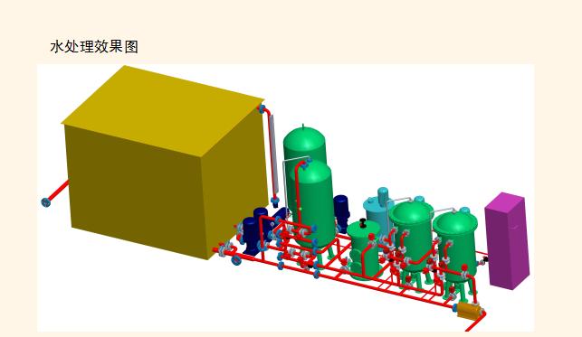 智能撬装水处理装置