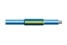 直棱式钻具稳定器