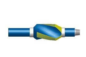 可换套式钻具稳定器