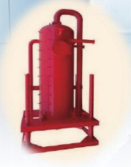 钻井立式分离器